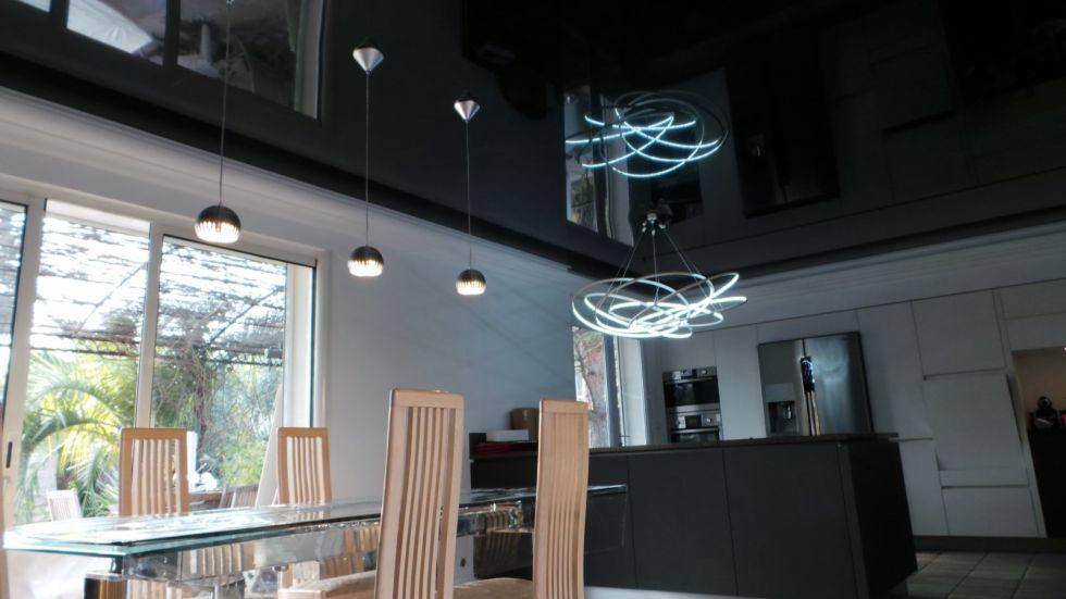 Art de pari for Faux plafond magasin